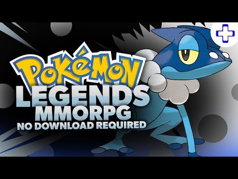 connectYoutube - POKEMON LEGEND ONLINE MMORPG GAME - NO DOWNLOAD REQUIRED - 2018!