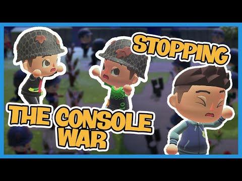 Trying to Stop the Console War