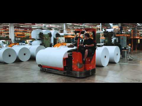 Agroenergi Neova Pellets i samarbete med Arctic Paper