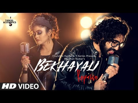 Bekhayali  (Reprise)   T-Series Acoustics    Feat. Sachet Tandon , Parampara Thakur