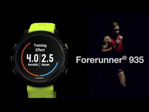 Forerunner® 935 - Highend GPS-Multisportuhr für Triathleten und ambitionierte Läufer