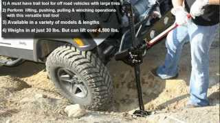 Hi-Lift Trail Jacks for Jeeps and off-roading