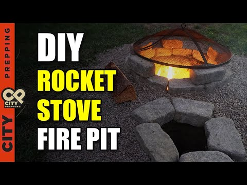 How to Make a Dakota Fire Pit: Critical Skill Post Disaster