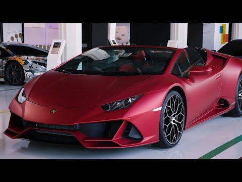 Lamborghini MUDETEC reopens