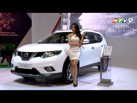 Nissan Việt Nam tại VIMS 2016 | HTV9