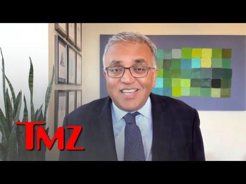 Dr. Ashish Jha Says Mask Mandates Unfair to Vaxxed, Delta Makes Vaccine Crucial | TMZ