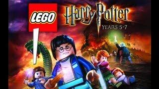 LEGO Harry Potter 5-7 years (Гарри Потер Лего) Прохождение - часть 1