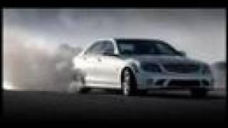 Mercedes Benz C63 AMG TVC