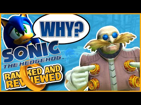 An Hour Long Rant about Sonic 06 :: Ranking Every Sonic Game 15