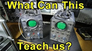 What Can Old Test Gear Teach Us About Electronics? Find Out.