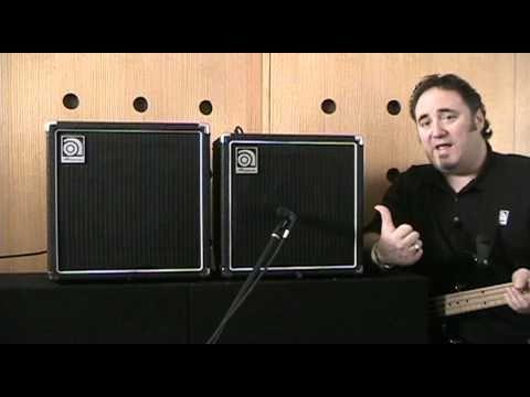 Ampeg BA Series: BA-108 & BA-110