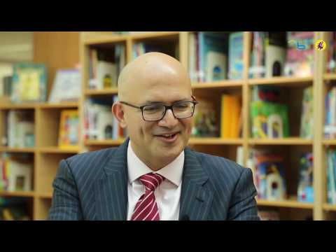 One-on-one with Navin Valrani [CEO, The Arcadia Preparatory School & Al Shirawi Group]