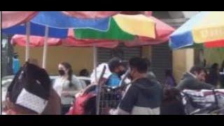 San Pedro Sacatepéquez extrema medidas contra el COVID-19