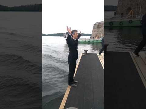 Дмитрий Усов: прыжок в отпуск