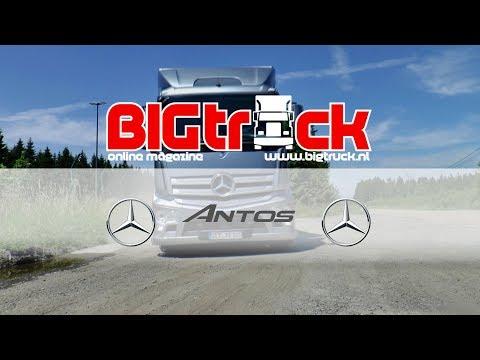 Mercedes Antos 2643