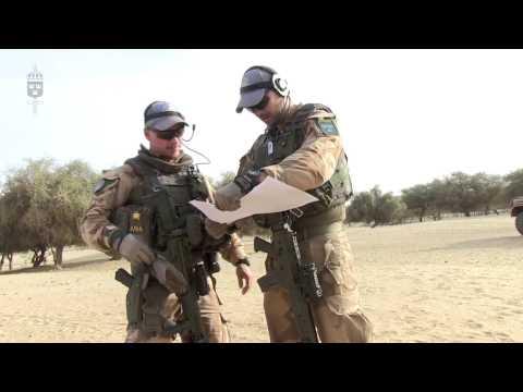 Samverkan i Mali