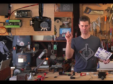 JOHN PARK'S WORKSHOP LIVE 3/29/18 Pan Tilt Camera Rig @adafruit @johnedgarpark #adafruit