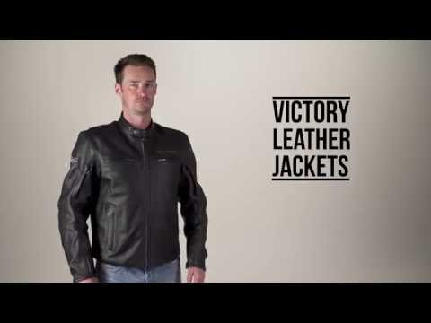 Victory Motorcycles Leather Jackets - Victory Motorcycles