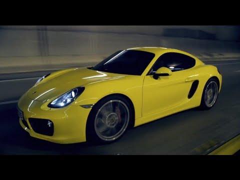 Nowe Porsche Cayman