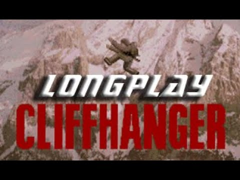 #200 Cliffhanger Commodore amiga longplay   not commented