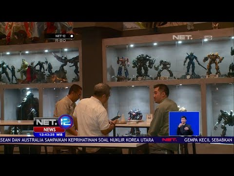 Restoran Unik di Yogyakarta Dengan Tema Action Figure - NET 12