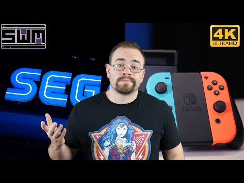 connectYoutube - News Wave! - Sega Teases An Announcement And Nintendo Talks 4K Gaming