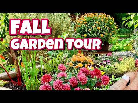 Fall Garden Tour / Garden Walk PNW