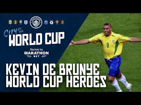 DE BRUYNE WORLD CUP HEROES: