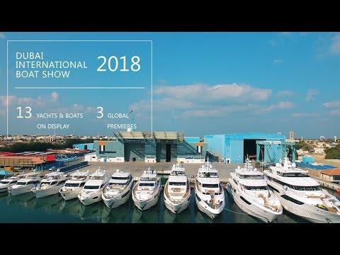 Gulf Craft invites you to the 2018 Dubai International Boat Show