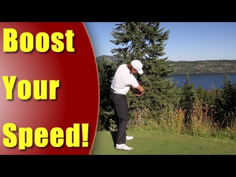 How to INCREASE Club Head Speed as You Get Older