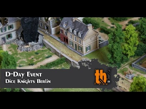D-Day Event @ Dice Knights Berlin [TB-TV #112]