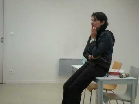 Vidéo de Anne Percin