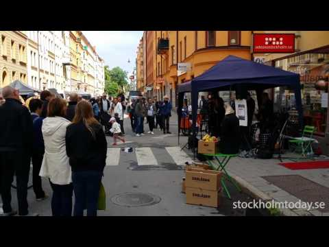 Make Music sthlm Stockholm today