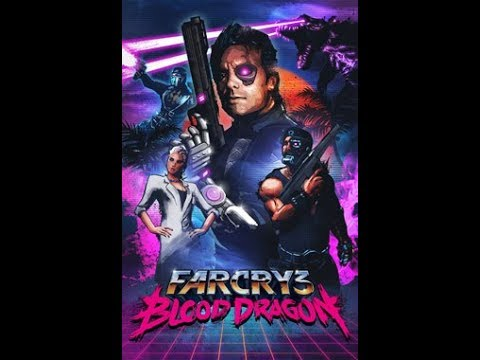 BITeLog 007C: Far Cry3: Blood Dragon (PS3) LONGPLAY