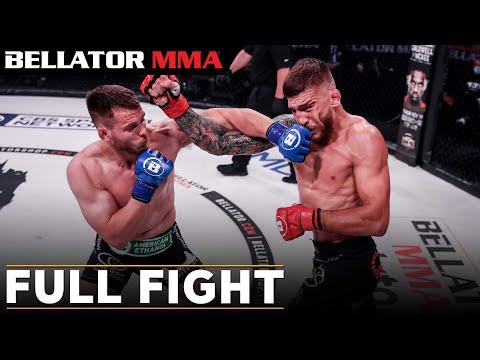 Full Fight | Yaroslov Amosov vs. Logan Storley | Bellator 252