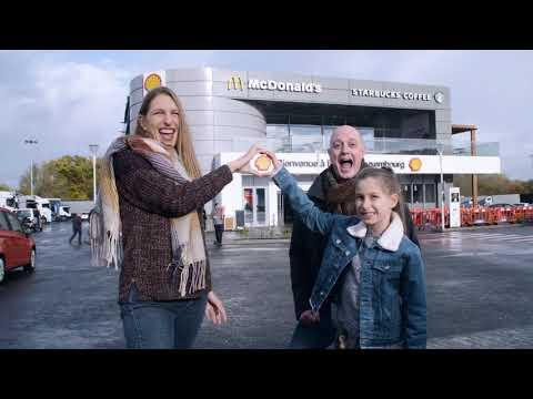 Shell Berchem en Luxembourg