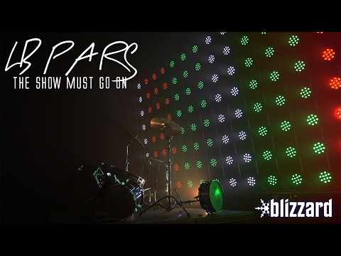 LB PARs™ - The Show Must Go On