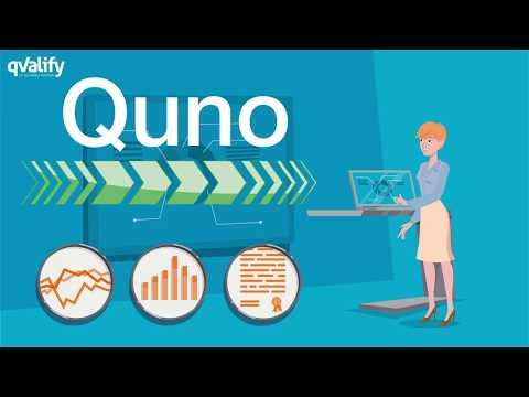 Quno är Qvalifys unika revisionsportal