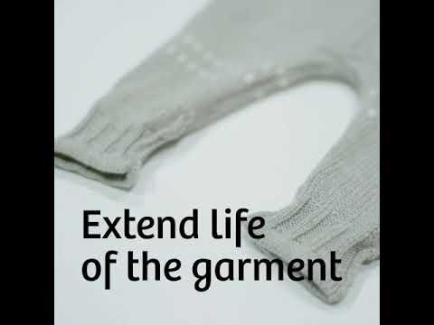 Lillelam   Extendable sleeves - wear for longer
