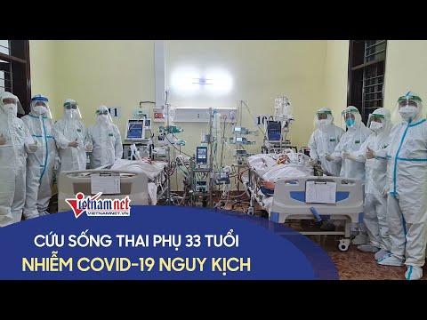 Bệnh viện quân y 175 cứu sống thai phụ 33 tuần tuổi mắc Covid-19 nguy kịch