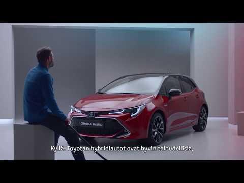 Toyotan hybridiautot tarjoavat erinomaisen polttoainetaloudellisuuden. Itse asiassa, lyhyillä matkoilla, alhaisilla nopeuksilla tai kaupunkiruuhkassa matelussa polttoainetta ei kulu välttämättä lainkaan. Toyotan hybridiautot liikkuvat nimittäin pelkän sähkömoottorin avulla aina, kun mahdollista.