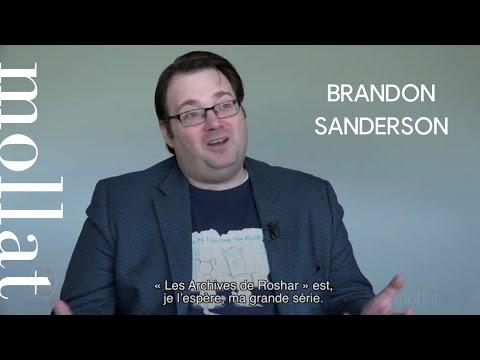 Vidéo de Brandon Sanderson