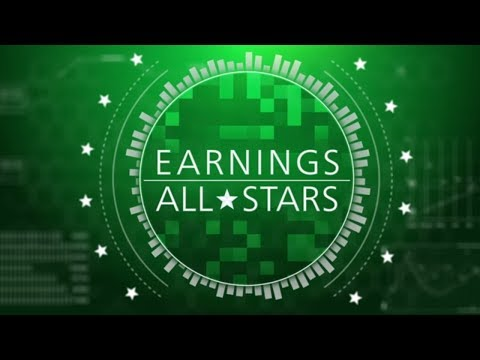 5 Stocks with Great Earnings Charts