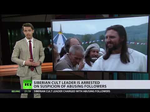 'Jesus of Siberia' arrested on suspicion of abusing followers
