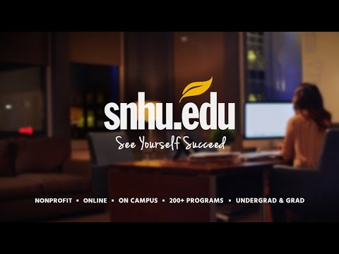 You Can Fit Online Education into Your Life with Support from SNHU