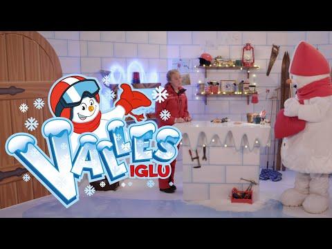 Valles Iglu | Abschnitt 10. Skikumpel das ganze Jahr