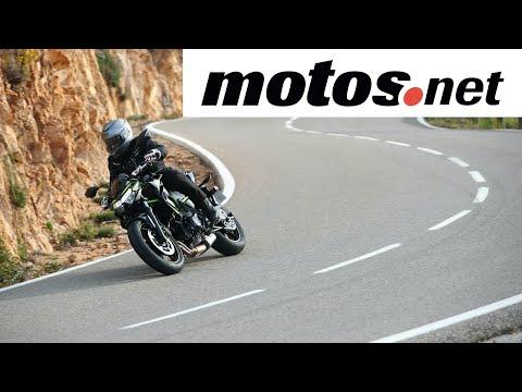 Kawasaki Z650 | Presentación / Primera prueba / Test / Review en español HD