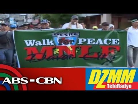 Headline Pilipinas: Unity walk para sa mapayapang eleksiyon, isinagawa