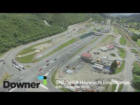 SH2/SH58 Interchange - Dec 2016 Update