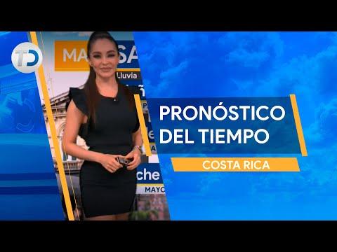 Pronostico del tiempo Costa Rica 28 de septiembre